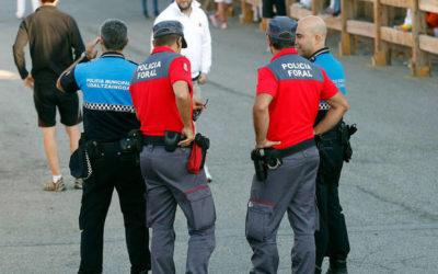 Coronavirus – AFAPNA exige a Interior y Gobierno de Navarra que todas las Policías se consideren de alto riesgo