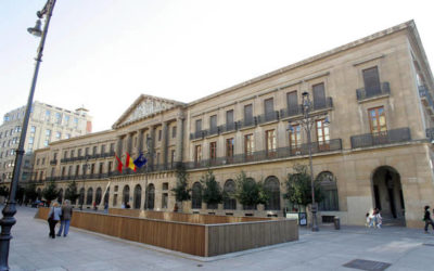 Una sentencia reconoce la carrera profesional para un interino de Salud Laboral en Navarra