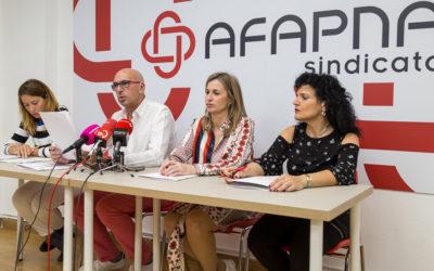 AFAPNA pide cambiar el contrato administrativo a laboral fijo en vacantes de dos años