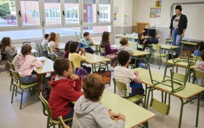 AFAPNA exige test para el profesorado y personal auxiliar de Navarra antes de la apertura de los centros