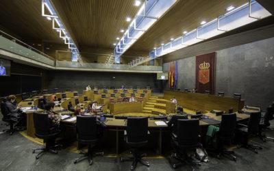 AFAPNA insta a que el Parlamento foral intervenga en defensa de sus funcionarios transferidos