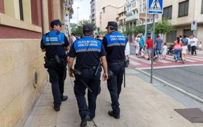 CONVOCATORIA OPOSICIÓN 25 PLAZAS DE AGENTE DE POLICÍA EN PAMPLONA