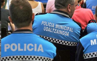 "Los dos delegados de Afapna acusan al alcalde de Estella de ""faltar a la verdad"" sobre la Policía Municipal"