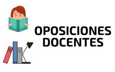 OPOSICIONES CASTILLA LA MANCHA 2021 Secundaria: Abierto plazo hasta el 09/03/2021