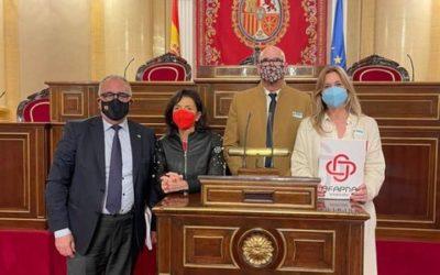 AFAPNA DA SOLUCIONES EN EL SENADO PARA TERMINAR CON EL FRAUDE DE LEY EN LA ADMINISTRACIÓN