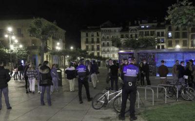 AFAPNA y SPMP muestra su apoyo a la Policía Municipal tras los incidentes del fin de semana