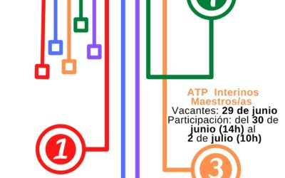 AFAPNA os recuerda las fechas de ATP para funcionarios e interinos