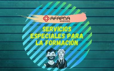 SERVICIOS ESPECIALES: Publicadas las listas definitivas de reincorporados y de excluidos