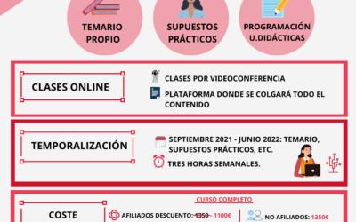 PREPARA LAS OPOSICIONES DE ED.INFANTIL CON AFAPNA