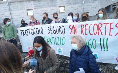 Profesores de 47 colegios de Navarra expresan su «malestar» por el cambio de Educación en el protocolo